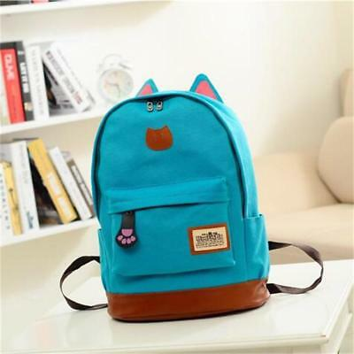 School Backpack Animal Rucksack Girls Teens Shoulder Leisure Bag Kiddie Children