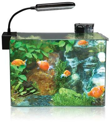 Aquatic Nature Cocoon LED Nano Aquarium-Set Cocoon LED 5 (21,5 L)