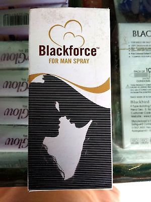Black Force Desensitizing Spray Ejaculation Delay Time for Men 15gm + free ship