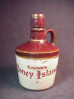 Coney Island New York Souvenir Mini Jug