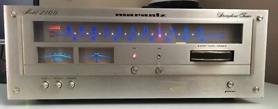2100 LED LAMP KIT-STEREO DIAL RECEIVER(8v COOL BLUE LAMPS)METER AUDIO VINTAGE