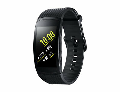 Brand New Samsung Gear Fit 2 Pro Activity Tracker With HR - Black - Large