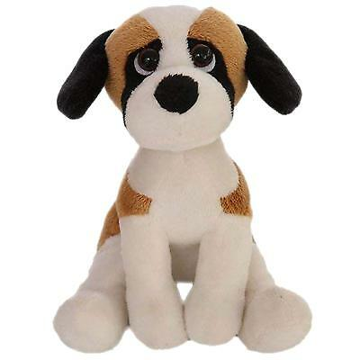 Realistic Plush Stuffed Animal Kids Gifts Toys Puppy Dog 8 Inches Soft Beagle