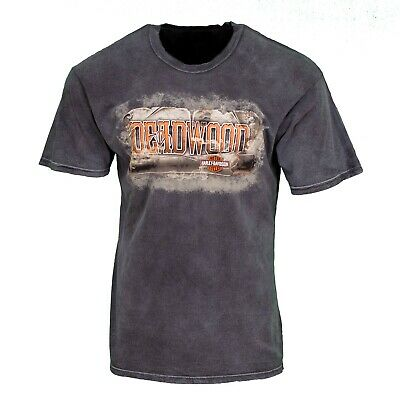 Deadwood Harley-Davidson® Men's Vintage Saloon Short Sleeve T-Shirt
