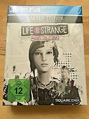 Life is Strange - Before the Storm Limited Edition - PS4 / Playstation 4