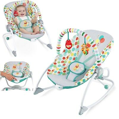 Newborn Baby Auto Swing Seat Infant Toddler Rocker Comfort Toys