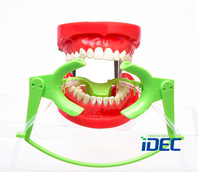 Dental Cheek Retractor Oral Dry Field Suction System Mouth Opener Orthodontic 1s