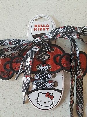 Hello Kitty Shoe Laces