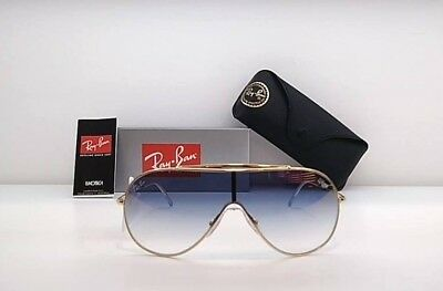 7f72876f48 RAY-BAN WINGS MOD.3597 Col. 001 x0 33 13 - EUR 130