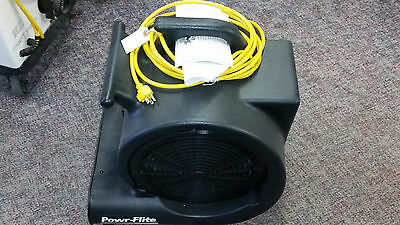 Powr-Flite PD500 0.5 HP Carpet Drying Air Mover Industrial Floor Dryer New