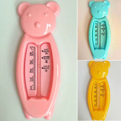 UKBaby Infant Water Temperature Tester Bath Tub Toy Bear Style Float Thermometer