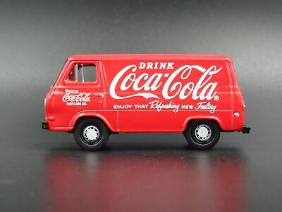 1965 Ford Econoline Delivery Van Coca-Cola Rare 1:64 Scale Diecast Model Car
