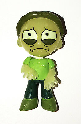 funko mystery minis series 2 target exclusive chase 1/72 jaguar rick