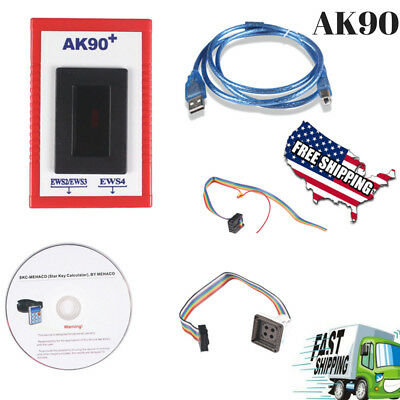 New AK90 For All BMW Key Programmer EWS with Newest Version