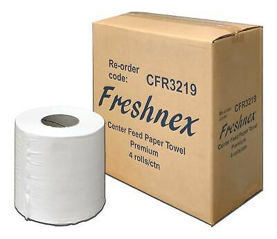 CFR3219 Box Of 4 Centre Feed Paper Towel Rolls
