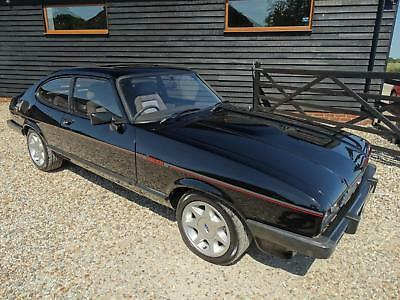 1984 Ford Capri 2.8 Injection Manual