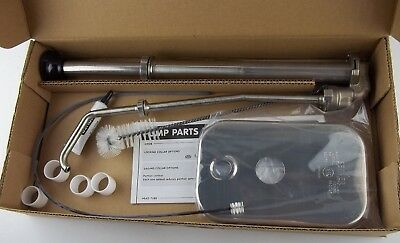 """NEW! Server - 82070 - Slanted Rail Syrup Pump For 10"""" Fountain Jars, Condiment"""