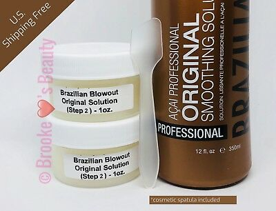 Brazilian Blowout Professional Hair Smoothing Solution - 2 oz