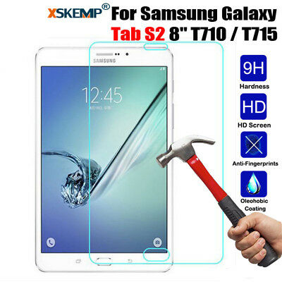Gorilla Premium Tempered Glass Screen Protector Film For Samsung Galaxy Tablets
