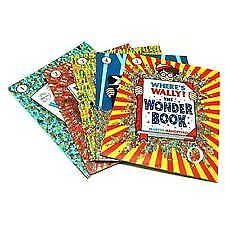 Where's Wally? Set Of 5 Books By Martin Handford