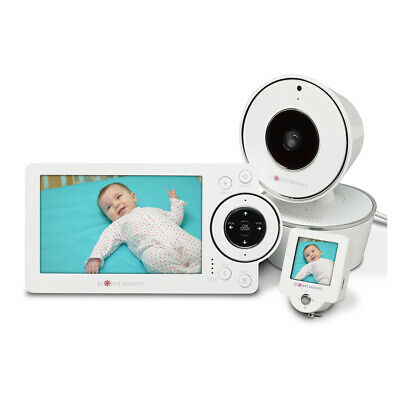 """Project Nursery 5"""" HD Video Baby Monitor with Mini Monitor"""