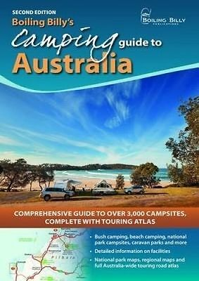 BOILING BILLY'S CAMPING GUIDE TO AUSTRALIA by Craig Lewis, Cathy Savage