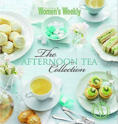 THE AFTERNOON TEA COLLECTION by AUSTRALIAN WOMEN'S WEEKLY (PAPERBACK, 2011) NEW