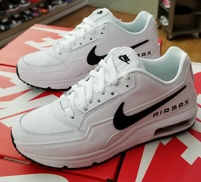 4b1a5aaa807846 NIKE AIR MAX Ltd 3 White black 687977 107 Men s Us Sz 9.5 -  109.99 ...