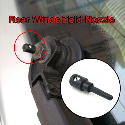 Rear Windshield Washer Jet Nozzle For VW Polo Skoda Fabia Octavia Roomster Yeti