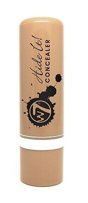 W7 'Hide It' Concealer Stick Soft and Creamy - Blendable Formula - Medium Deep