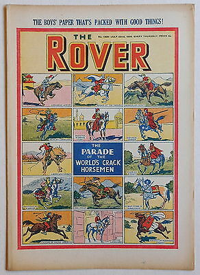 THE ROVER #1308 - 22nd July 1950