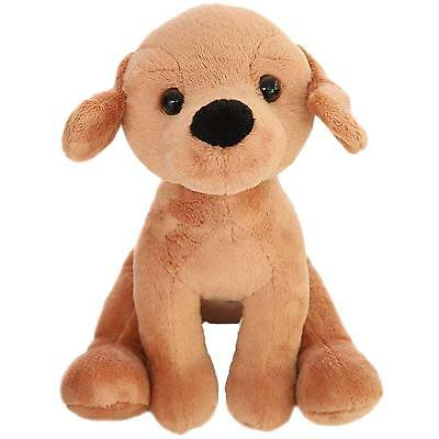 Realistic Plush Stuffed Animal Kids Gifts Toys Puppy Dog Soft 8 Inches Labrador