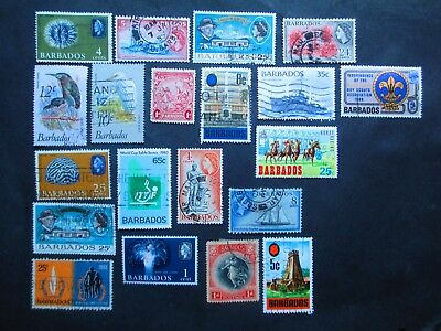 Barbados Selection #6 Used (XQ) -  I Combine Shipping!