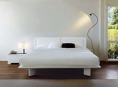 Letto Matrimoniale Design Outlet.Letto Matrimoniale In Pelle Axil Epiro Bed Double Leather Outlet
