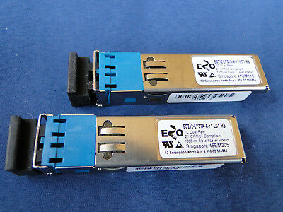 Emulex  E20  ES212-LP3TA-A-F1-LC1-MB - Single-mode Fiber 1310nm SFP, neu