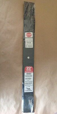"""Murray Mulch-Bag-Discharge 22/"""" Combination Lawn Mower Blade #471499"""