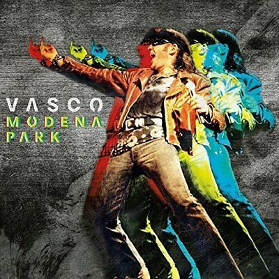 Vasco Modena Park Cofanetto, CD, CD+DVD