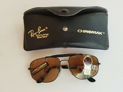 46a403a46e VINTAGE RAY Ban Chromax Driving Series