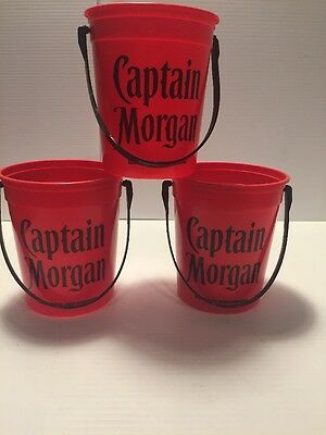 Captain Morgan Buckets !!!!...