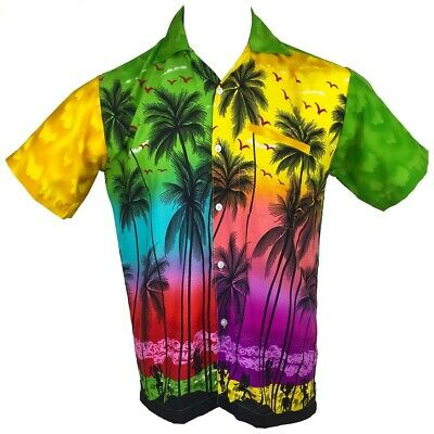 The Ultimate Aussie Mens Hawaiian Shirts Cricket Australia Day