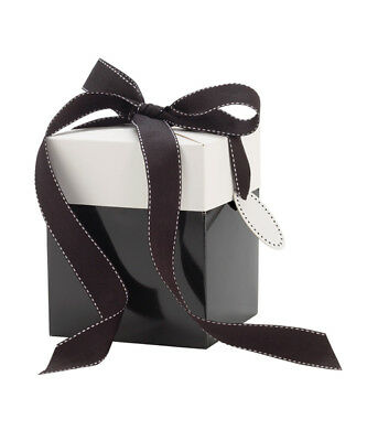 Eco Pop-Up Gift Box Medium Black