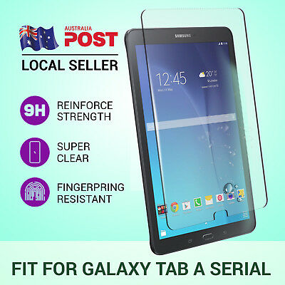 """Tempered Glass Screen Protector For Samsung Galaxy Tab A 8"""" 7"""" 10.1"""" 9.7"""" Inch"""