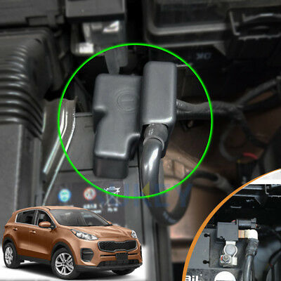 For KIA Sportage QL 2016 - 2018 Battery Negative Clamp Clips Terminal Cover Lid