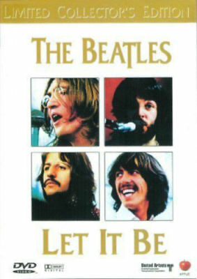 The Beatles Let It be DVD Brand New and Sealed Australian Release