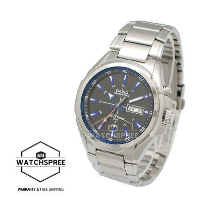 ... Stainless Steel SILVER Watch Illuminator Day Date. $58.15 Buy It Now 28d 2h. See Details. Casio Men's Standard Analog Watch MTPE200D-1A2