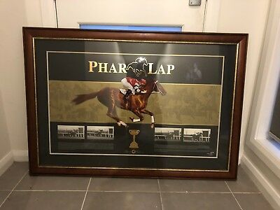 Phar Lap - Legend of the Turf Series, Perfect Condition