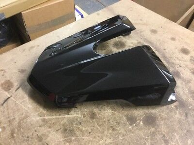 Triumph Street Triple 675 Phantom Black Rear Seat Cowl NEW 2013-16