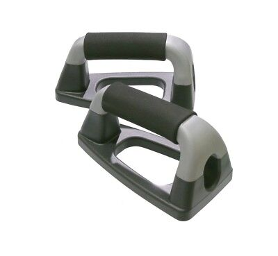 ResultSport® Power Push UP Exercise Stands. Brand New