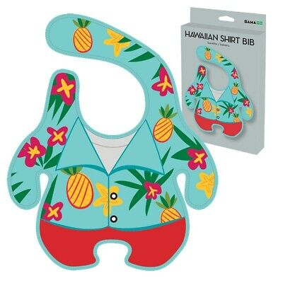 Hawaiian Shirt Bib - Free Shipping - Novelty Bibs