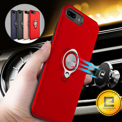 For iPhone 7 Plus iPhone8 Plus 360° Shockproof Hybrid Rugged Slim Case Cover